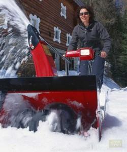 Сделать снегоуборочную машину своими руками