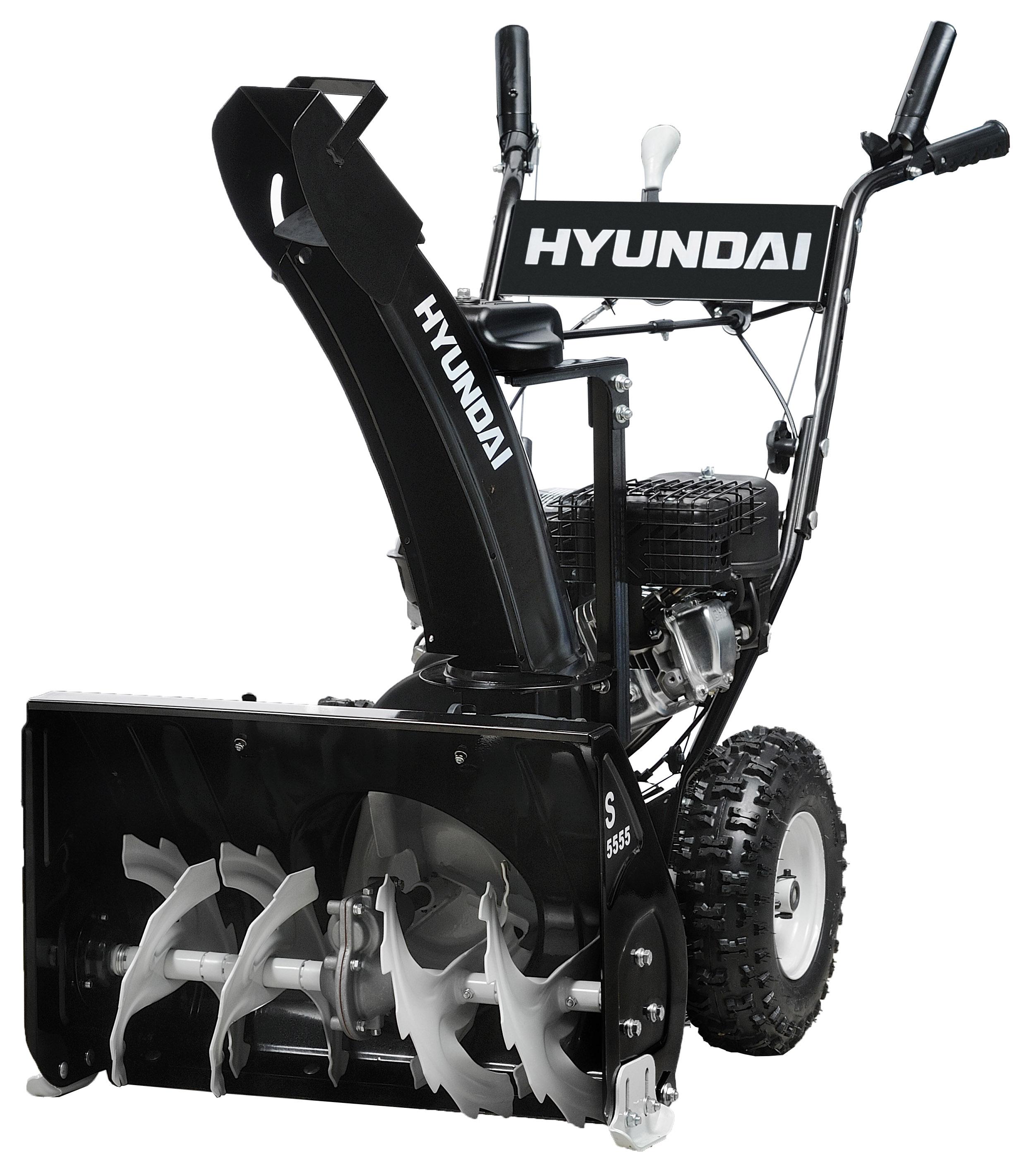 Cнегоуборщик hyundai s 5555 отзывы