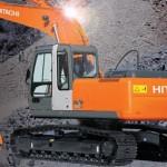 Гусеничный экскаватор Hitachi ZX 200-3G