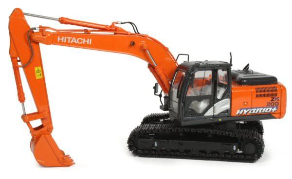 Hitachi Zaxis ZH200 HYBRID