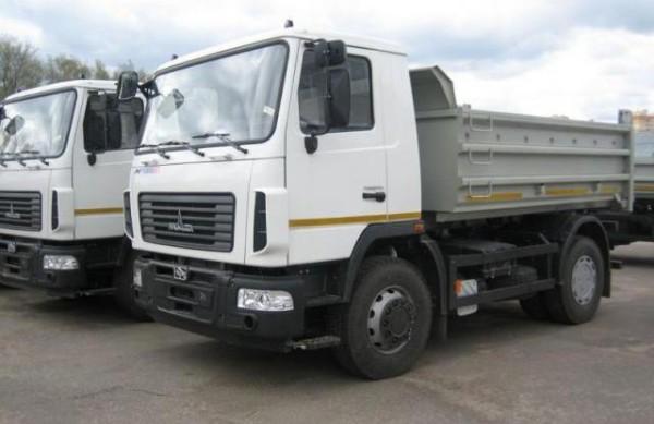 МАЗ 5550В