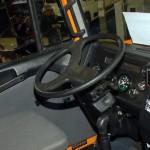 Салон грузовика Урал-4320