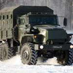 Урал 4320-ЧЗ