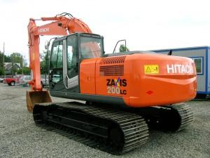 Hitachi zx 200
