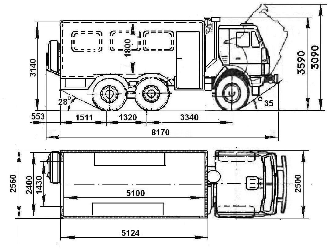 устройство и эксплуатация автомобиля камаз 4310 книга