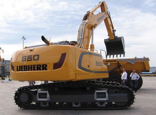 Liebherr 950