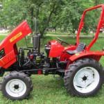Мини трактор Dongfeng