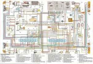 Схема газ 3302
