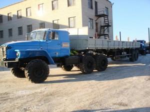 Урал 5557 фото