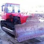 Дизельный трактор профиль