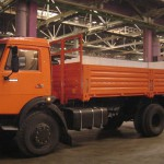 Бортовой КАМАЗ 43253