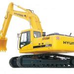 Экскаваторы hyundai 290