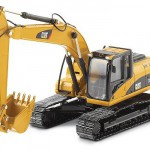 Гусеничный эскалатор Caterpillar 320 DL CAT