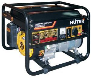 Huter 3000 генератор