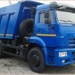 КАМАЗ 65117 высокие борта