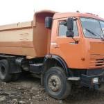 КАМАЗ самосвал 53229 15 тонн