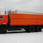 Самосвал КАМАЗ-53229 удлиненный кузов