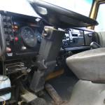 КАМАЗ самосвал 65115 кабина