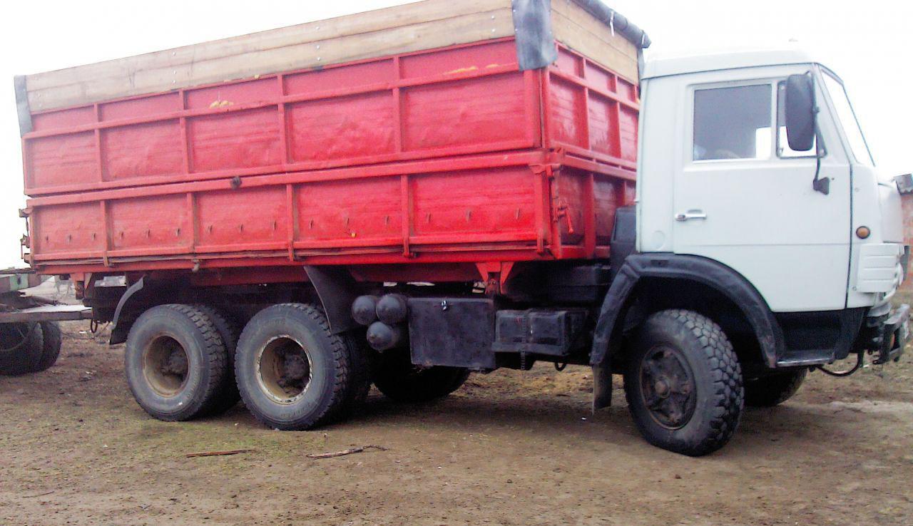 КАМАЗ сельхозник 55102