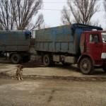 КАМАЗ зерновоз 43253