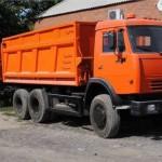 Самосвал сельхозтехник КАМАЗ-53229