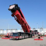 Самые большие автокраны в мире
