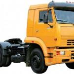 Седельный КАМАЗ тягач 65116