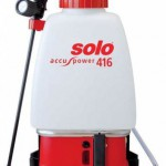 Садовый электрический опрыскиватель SOLO 416