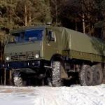 КамАЗ 43114 грузовой КамАЗ