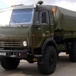 Автомобиль КамАЗ 43114
