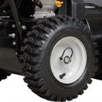 Бензиновый снегоуборщик HYUNDAI S 5560 колеса