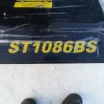 Снегоуборщик Champion ST1086BS вид сверху