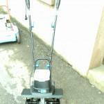 Культиватор электрический MTIP 1400 после покупки