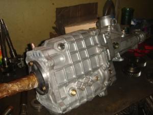 ГАЗ 53 коробка передач