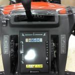 Снегоуборщик Husqvarna ST 224 панель управления