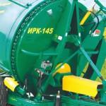 Измельчитель рулонов грубых кормов ИРК-145 крупным планом