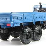 КамАЗ 43114 бортовой синий