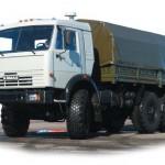 КамАЗ 43114 закрытый кузов