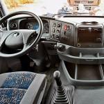 КамАЗ 5490 кабина