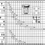 Коробка переключения передач МТЗ 1221 схема переключения