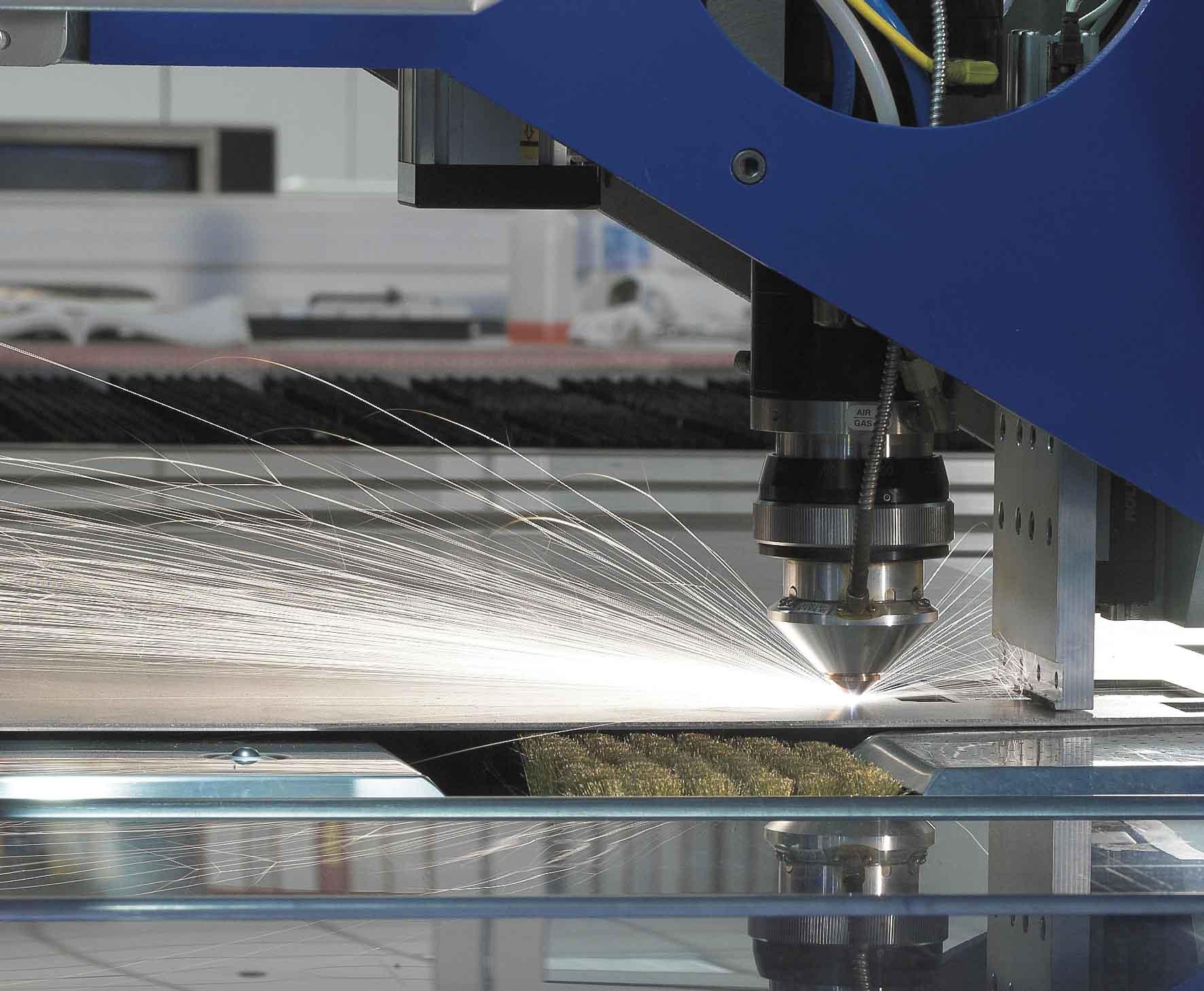 Оборудования для лазерной резки металла