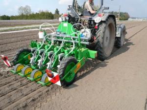 Сеялка овощная точного высева пневматическая Agricola