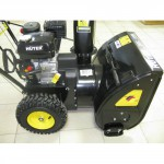 Снегоуборщик бензиновый Huter SGC 4100 профиль