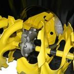 Снегоуборщик Huter SGC 6000 роторные шнеки