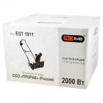 Снегоуборщик Prorab EST 1811 в коробке