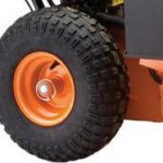 Снегоуборщик Prorab GST 55 колесо