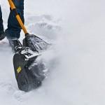 Снегоуборщик Stiga ST 1131 E в работе