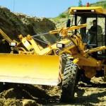 ДЗ — 122 технические характеристики автогрейдера