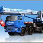 Автокран КС-55729 1B E4