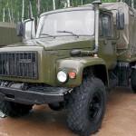 Автомобиль ГАЗ 33081